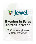 Jewel vacature voor sales en marketing specialist